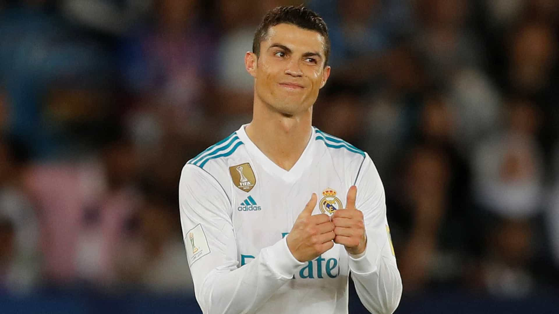 Foto de Cristiano Ronaldo vira a mais curtida do Instagram