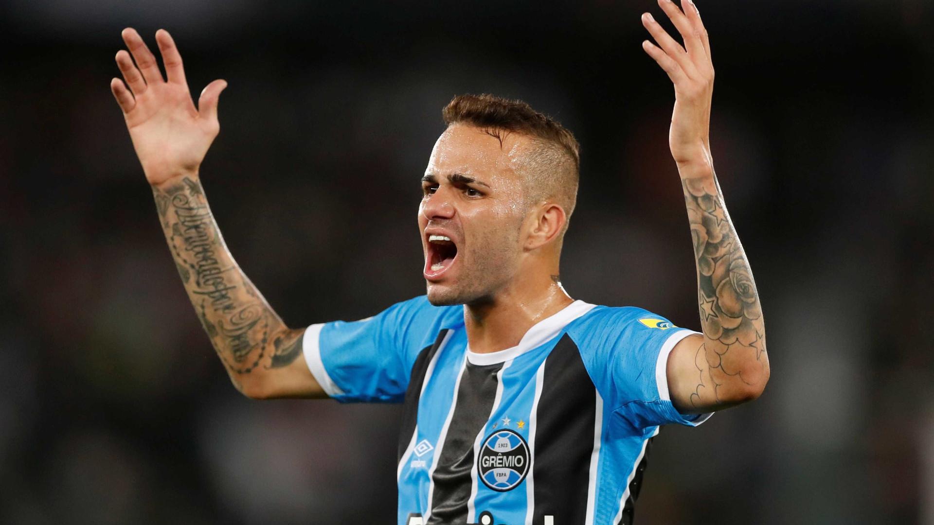 Notícias ao Minuto Brasil - Luan é liberado e volta ao time do ... c1a8db2dd4a27