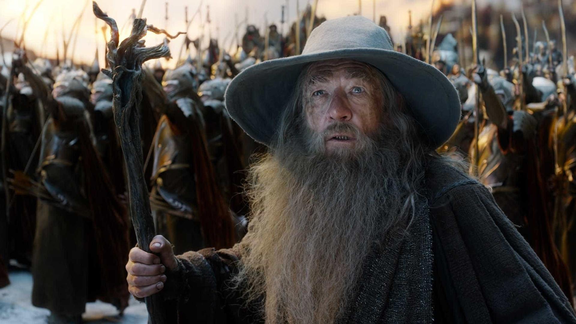 Ator de Gandalf quer retornar à saga de O Senhor dos Anéis