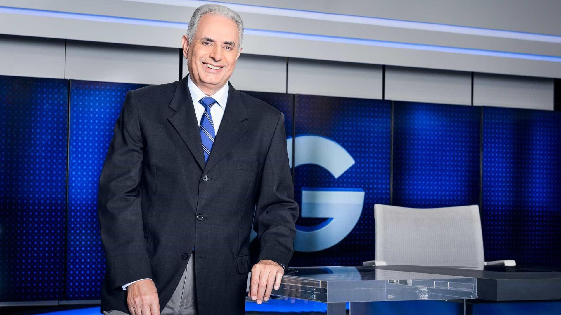 William Waack é demitido pela Rede Globo