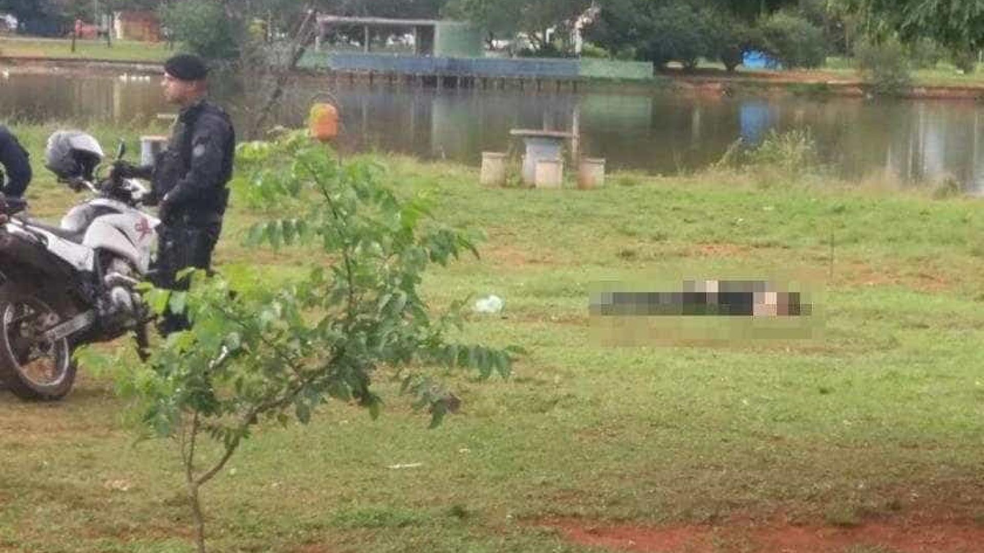 Homem é encontrado morto em parque na região central de Brasília