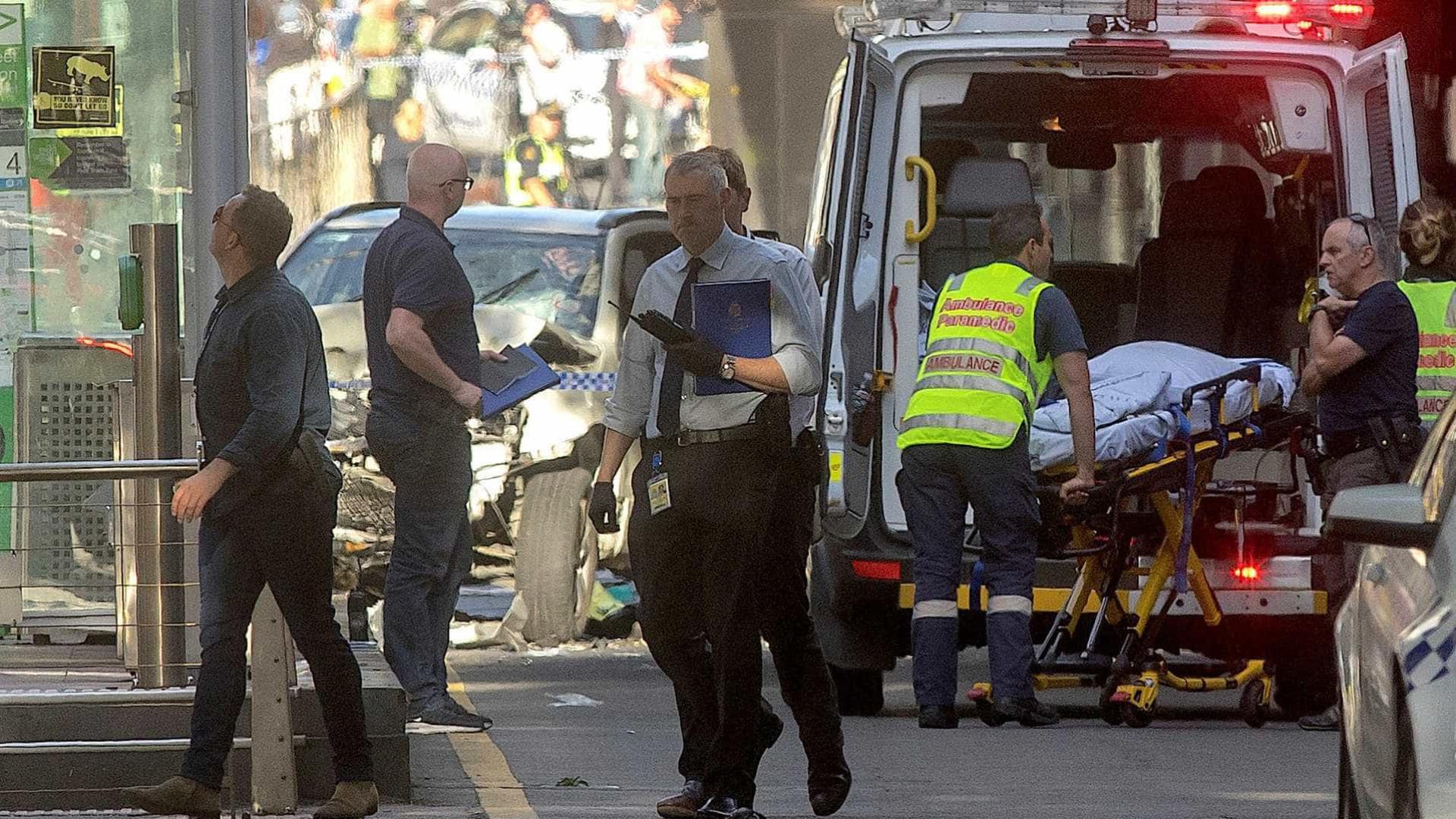 Autor de atropelamento em Melbourne é indiciado