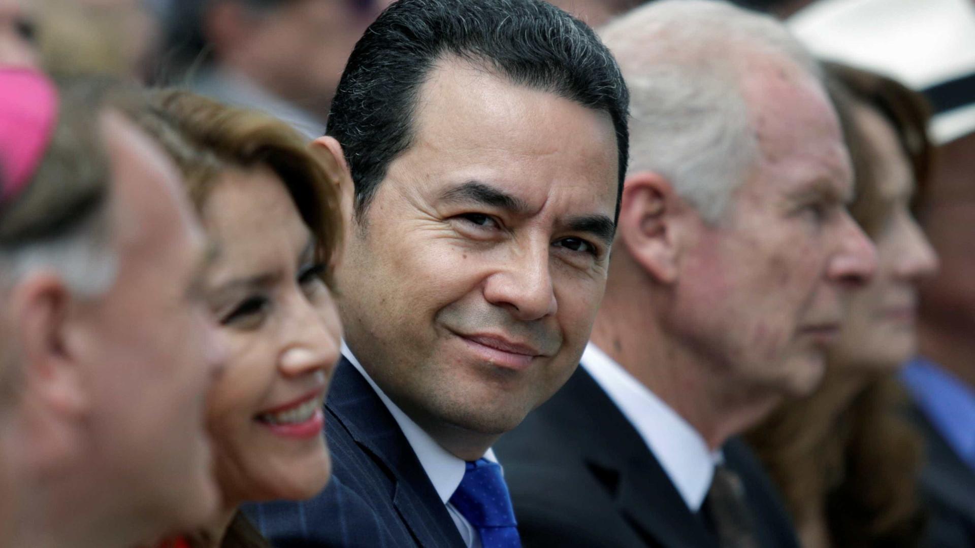 Guatemala segue os passos dos EUA e vai mudar embaixada para Jerusalém