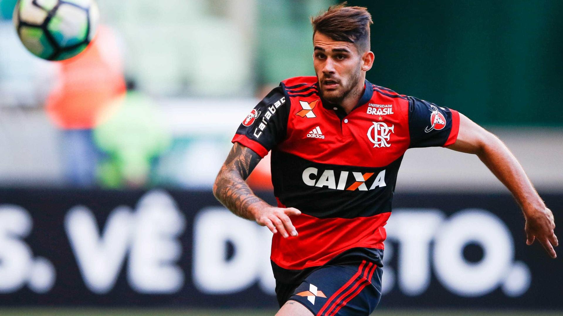 Clube italiano faz proposta por atacante do Flamengo