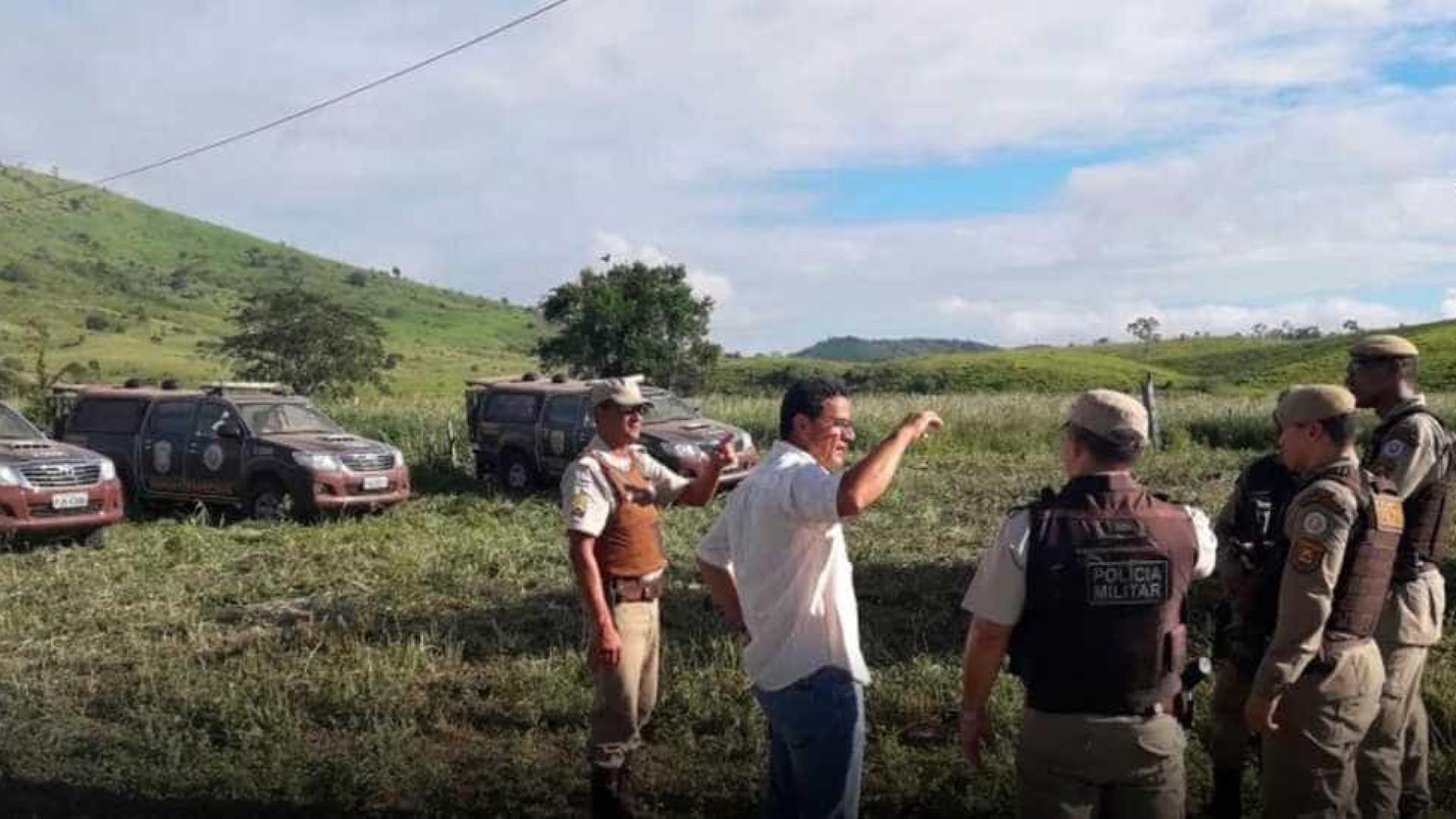 Indígenas desocupam fazenda da família de Geddel na BA