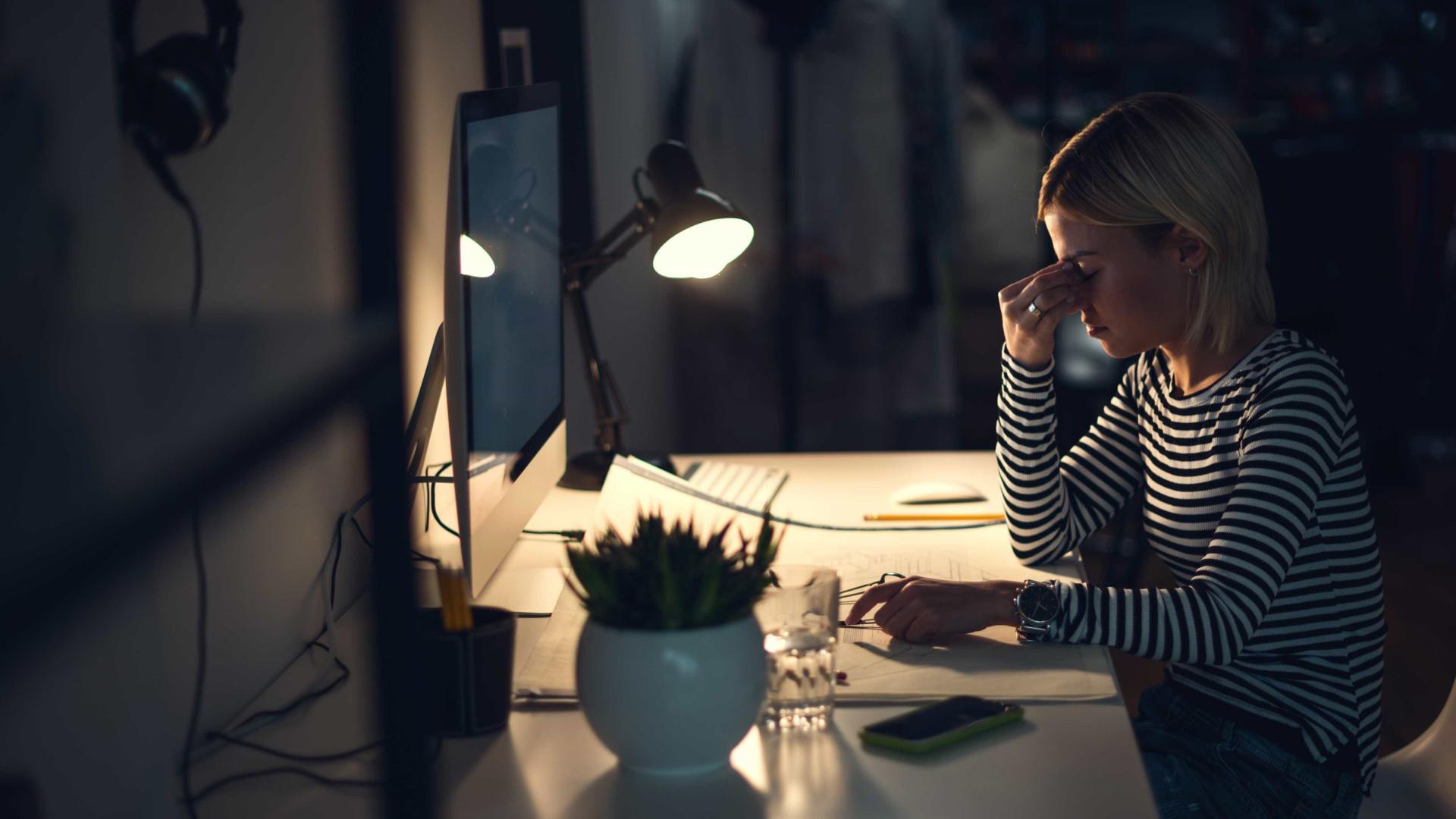 Quatro problemas de saúde provocados pelo trabalho noturno