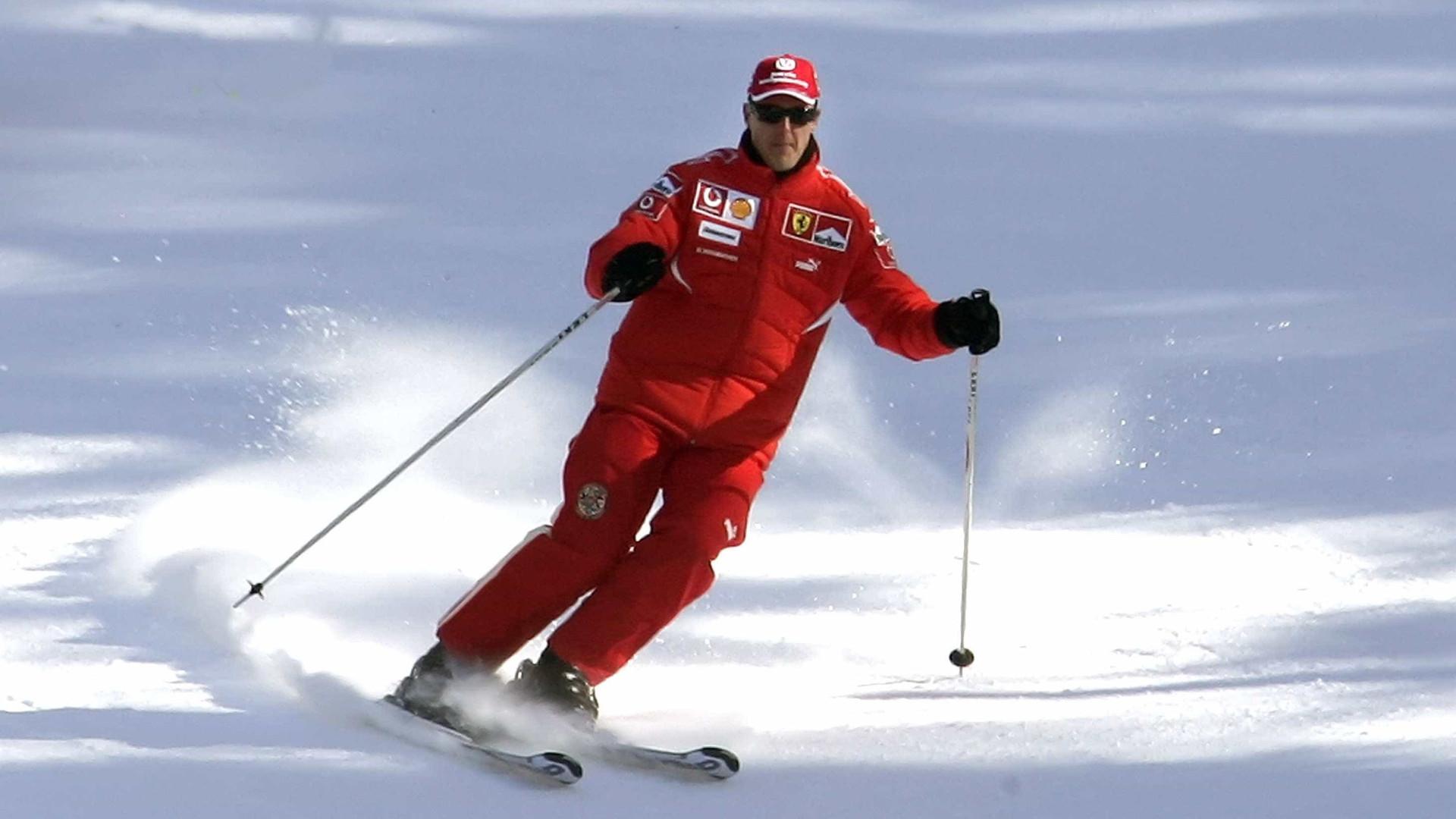 Acidente faz 4 anos, e mistério sobre estado de Schumacher só aumenta