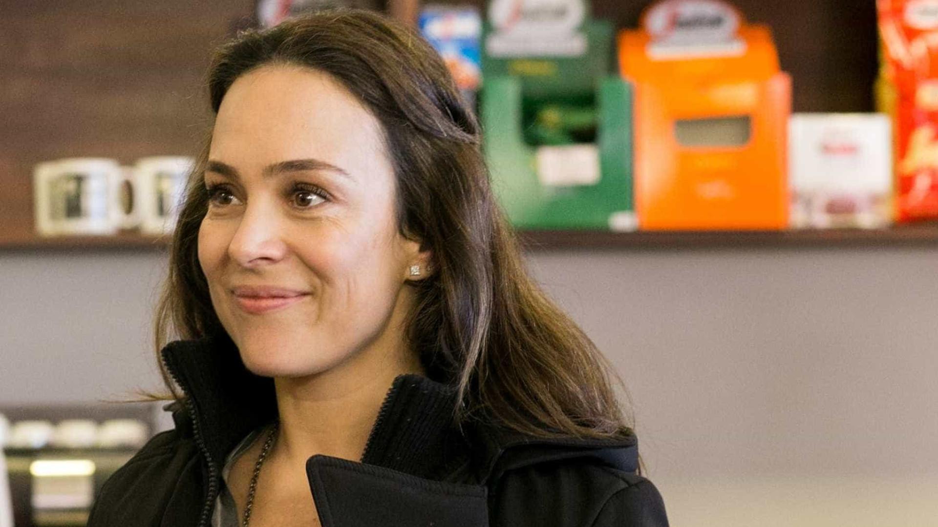 Gabriela Duarte volta para TV depois de temporada em Nova York