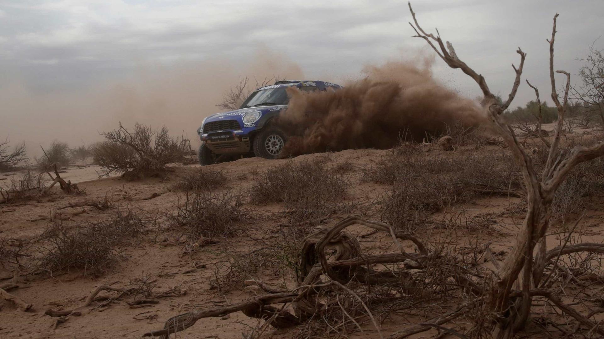 Com 7 brasileiros, Rally Dakar começa no dia 6 de janeiro no Peru