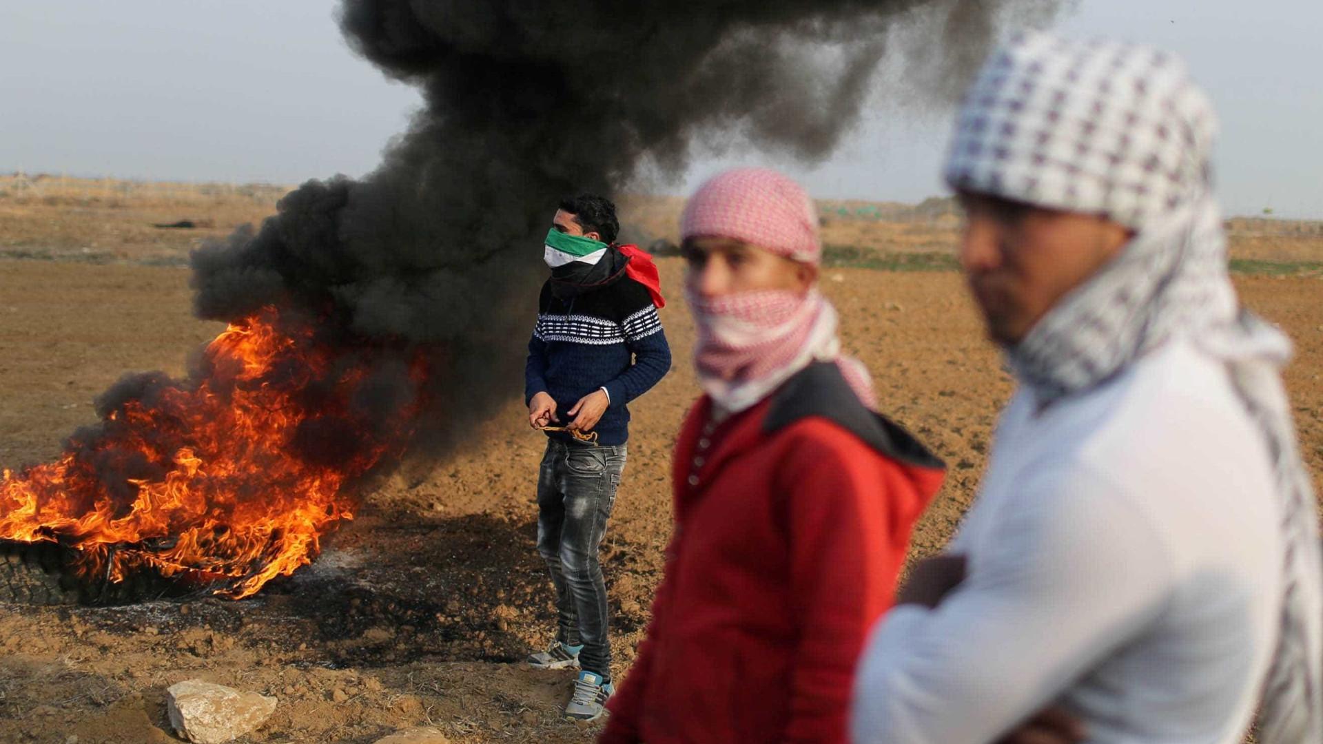 Israel destrói túnel secreto usado pelo Hamas