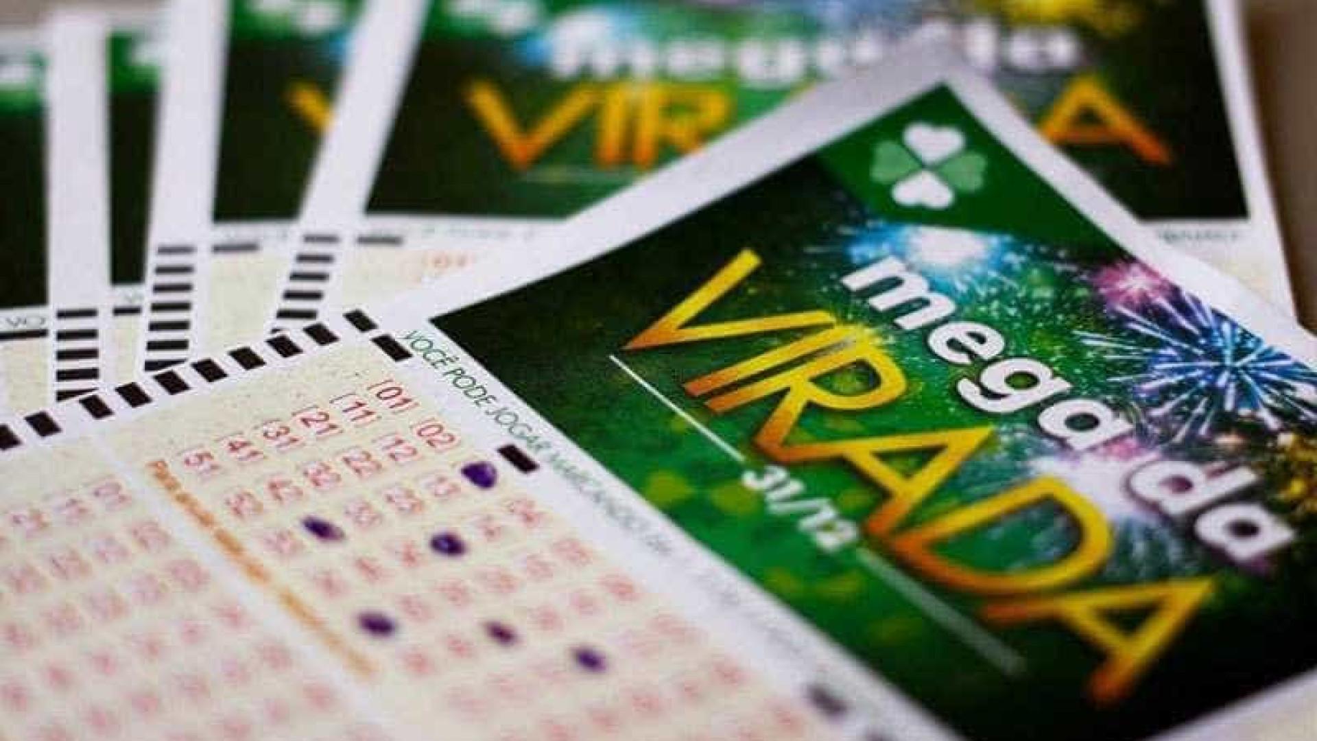 Confira os números da Mega; 17 dividem prêmio de R$ 306,7 milhões