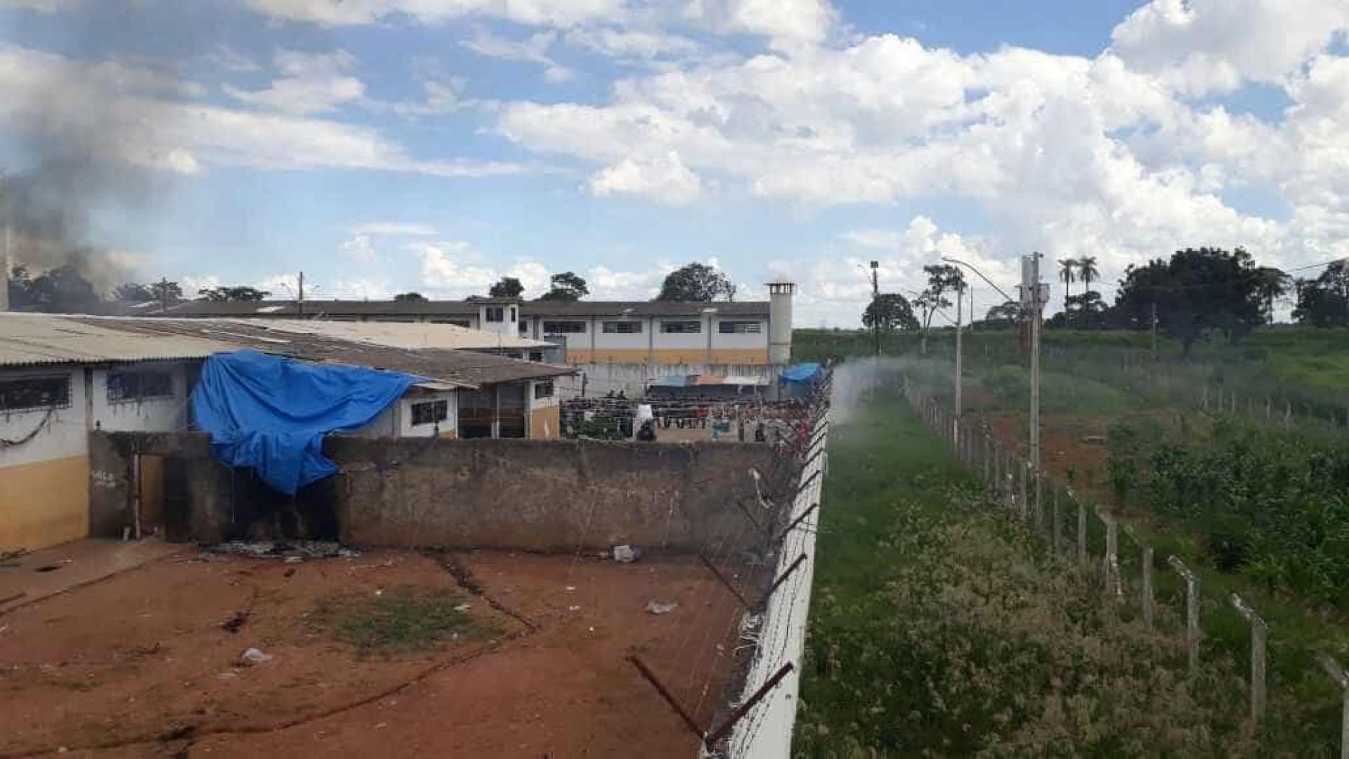 Complexo Prisional de Aparecida de Goiânia será vistoriado nesta quarta-feira (03)