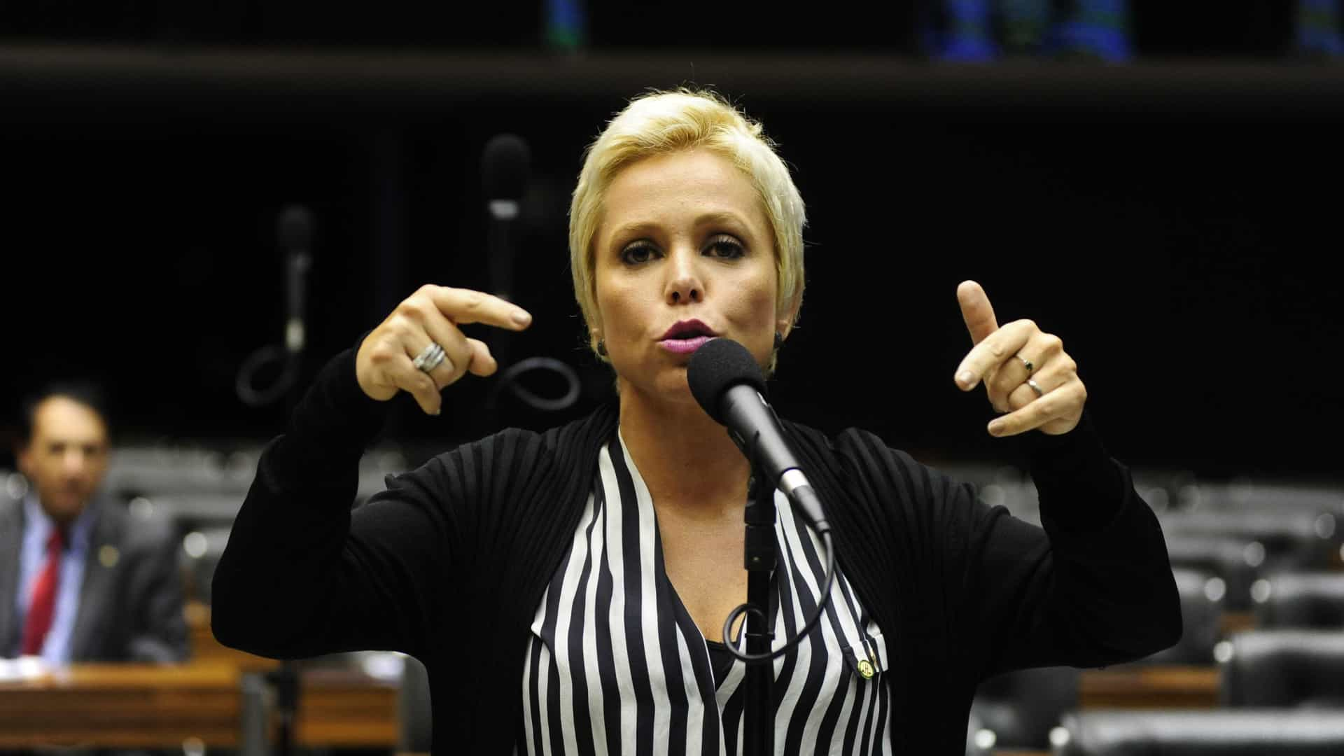 Cármen Lúcia suspende posse de Cristiane Brasil