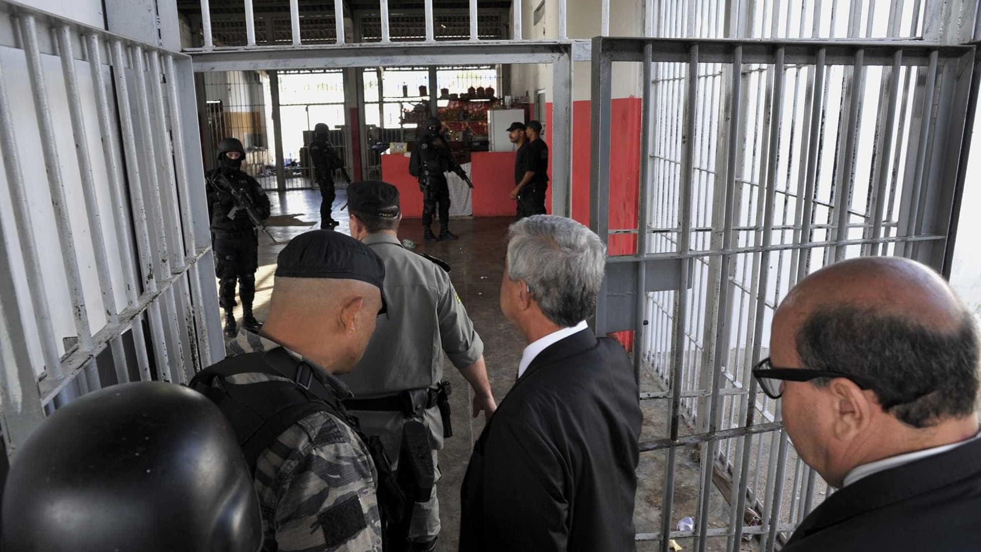 PM denuncia: tortura, corrupção e tráfico em presídio de Goiás