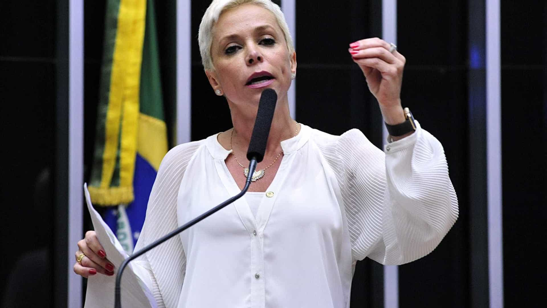Cármen Lúcia deve decidir sobre posse de Cristiane Brasil esta semana