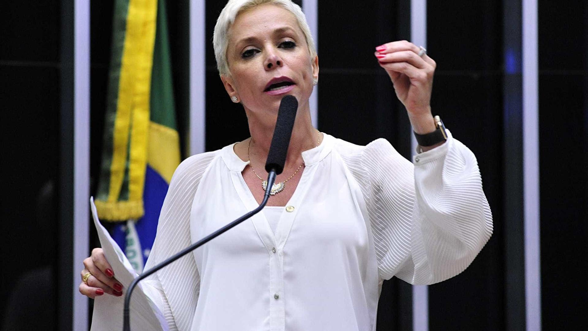 Cristiane Brasil entra com recurso para reverter suspensão da posse