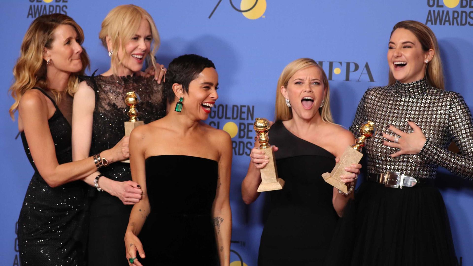 Confira os premiados no Globo de Ouro