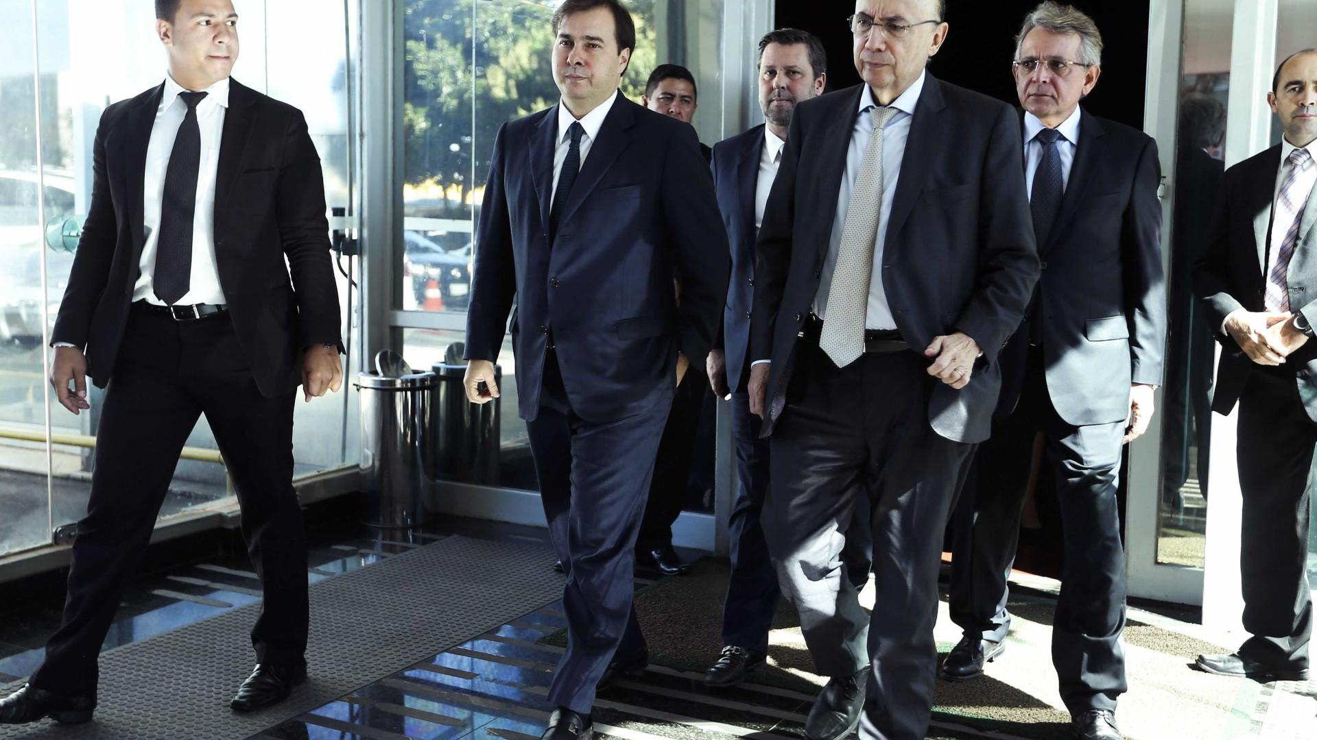 Prioridade do governo é aprovar a reforma da Previdência, diz Temer