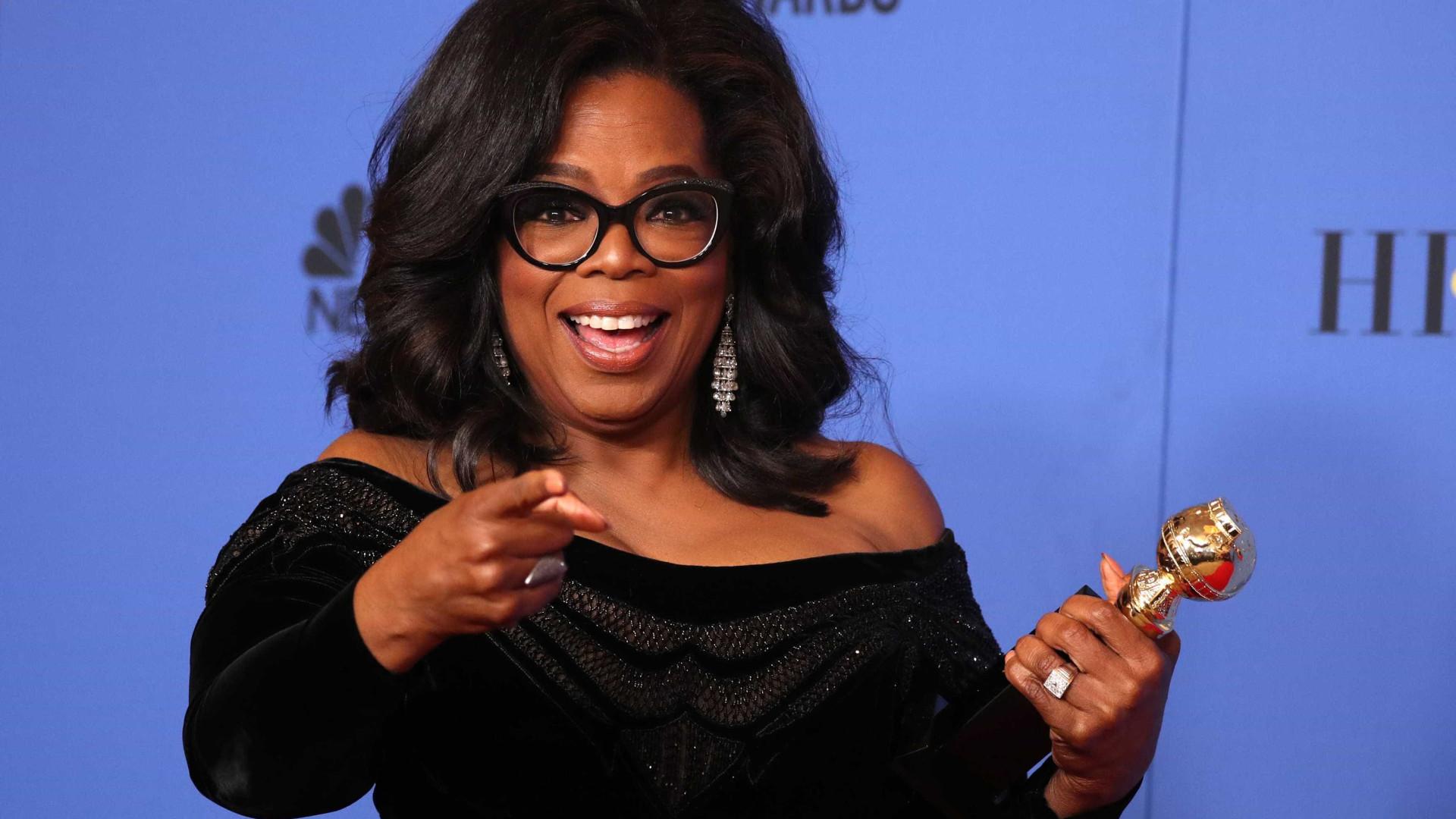 Oprah Winfrey pode ser candidata à presidência dos EUA