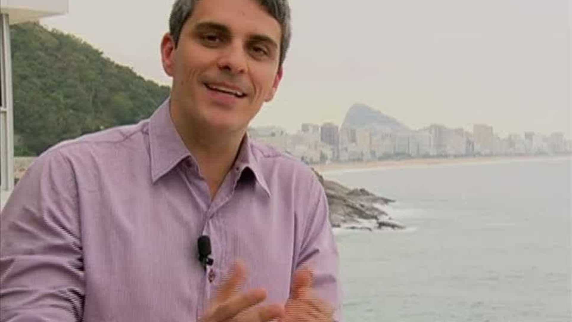Jornalista da Globo rebate após ser chamado de 'paraíba'