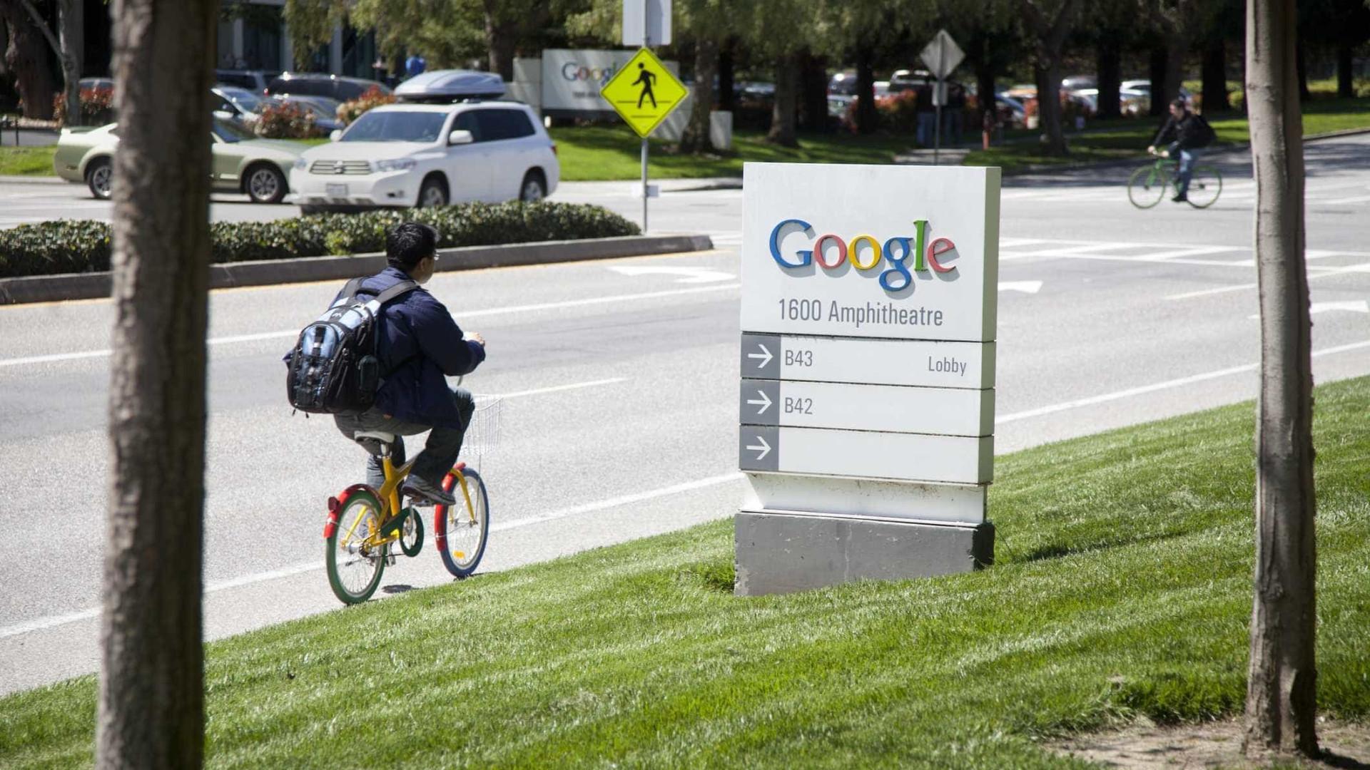 Google quer acabar com roubo de bicicletas