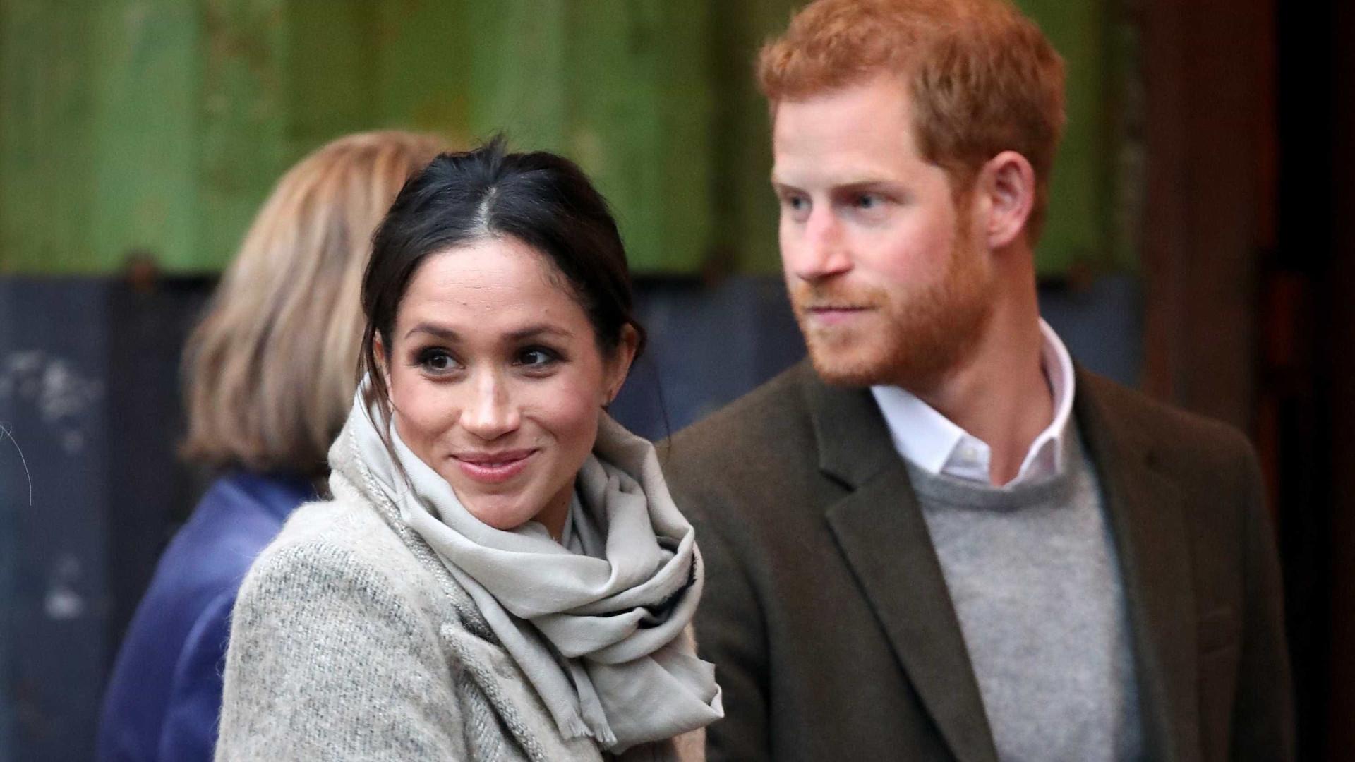 Harry e Meghan Markle querem deixar palácio para viver no campo