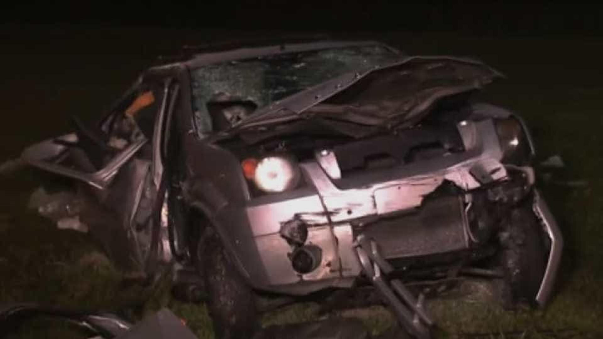 Carro que fazia racha mata 2 e deixa 6 feridos na Imigrantes, em SP