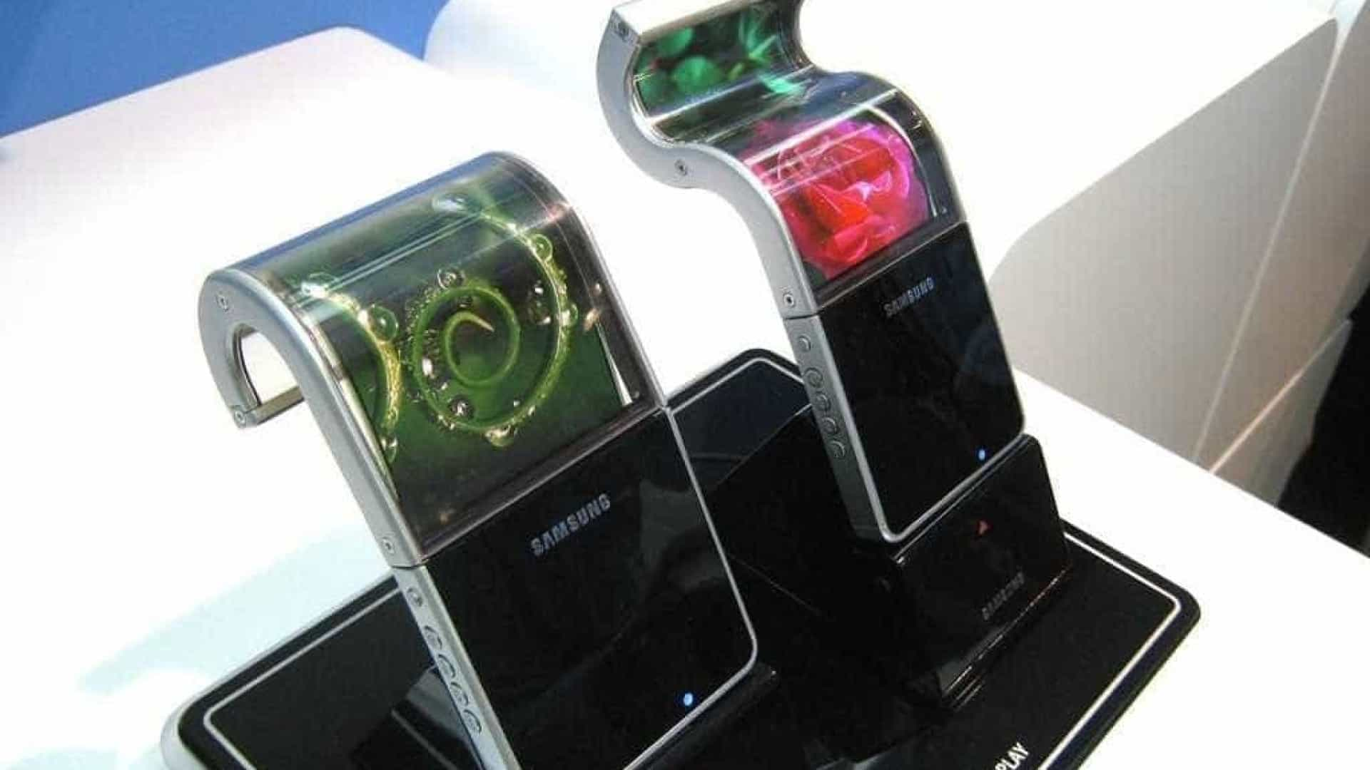 Smartphone dobrável da Samsung pode ter grande vantagem