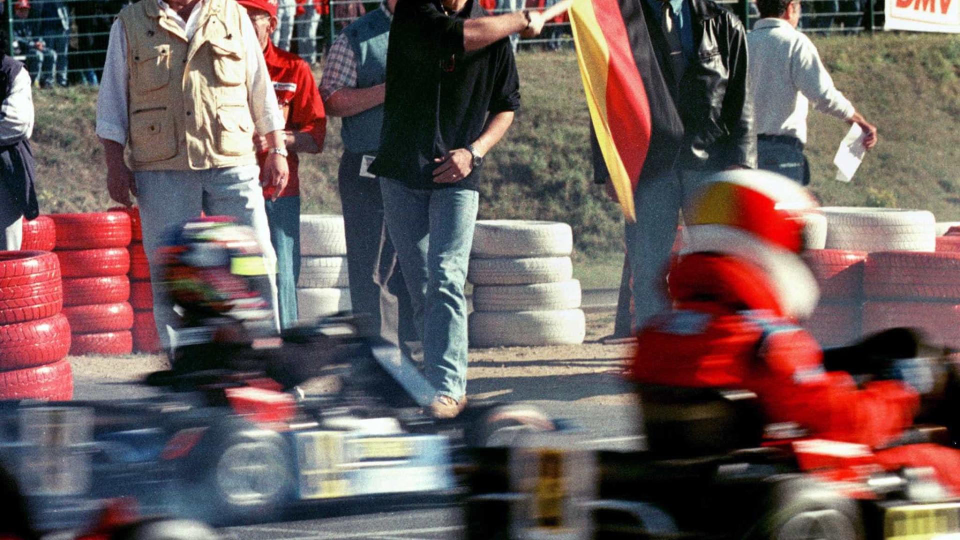 Pista onde Schumacher iniciou carreira será demolida