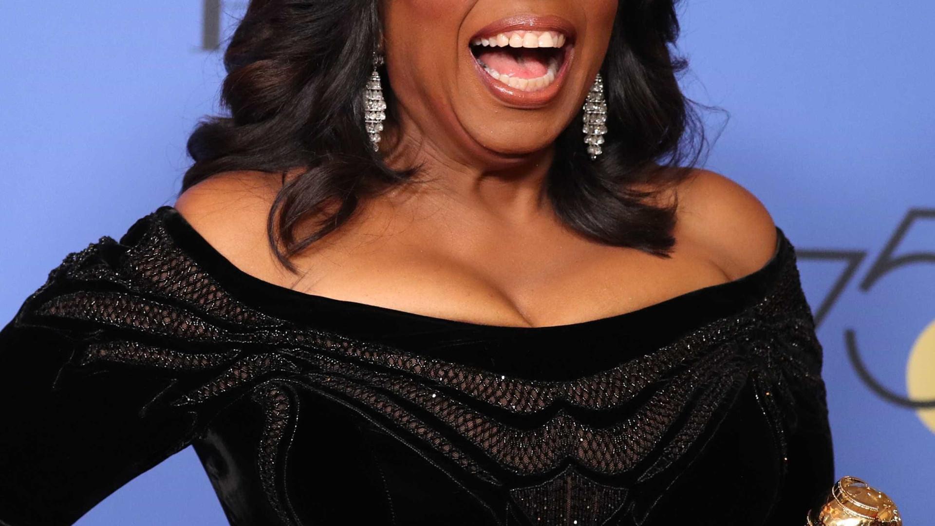 Em disputa dos mais ricos, Oprah supera Donald Trump