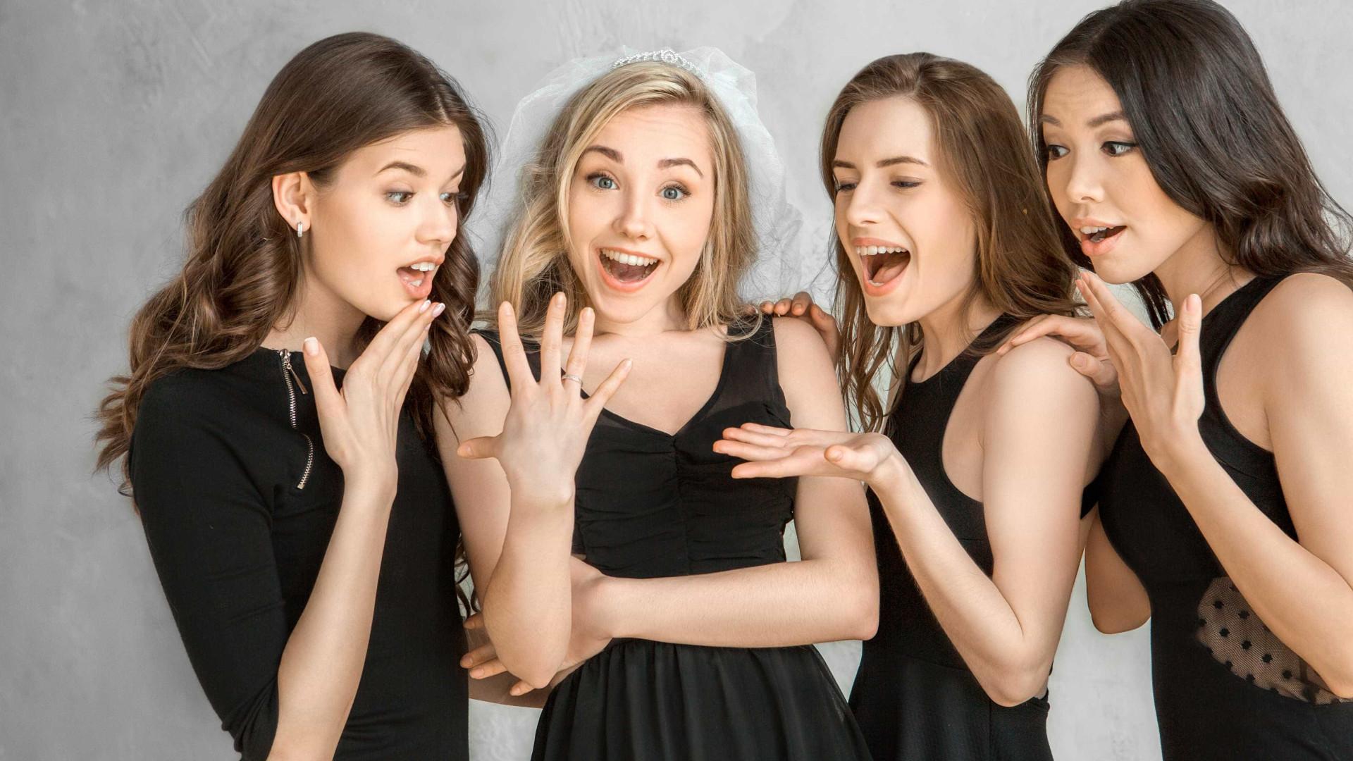 Festa de noivado? Cinco regras de estilo a ter em conta