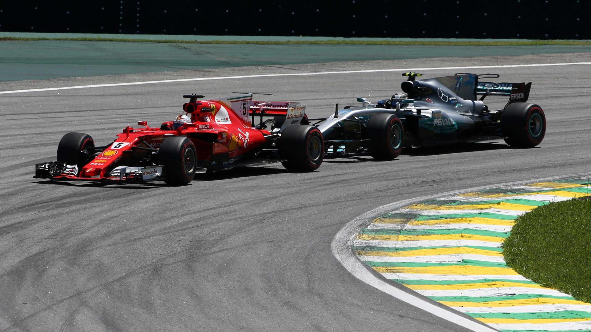 Ferrari muda projeto para enfrentar Mercedes de igual para igual