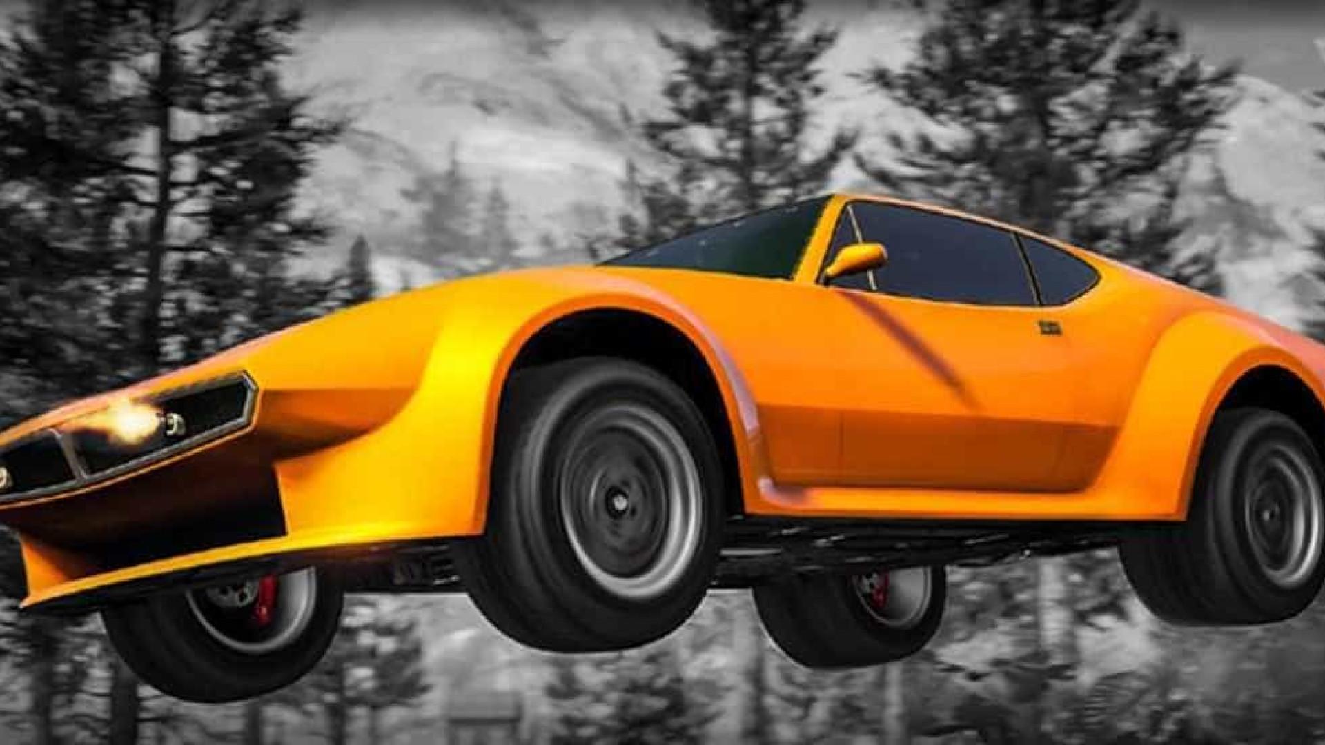 GTA 5 ganha supercarro para comemorar recorde histórico