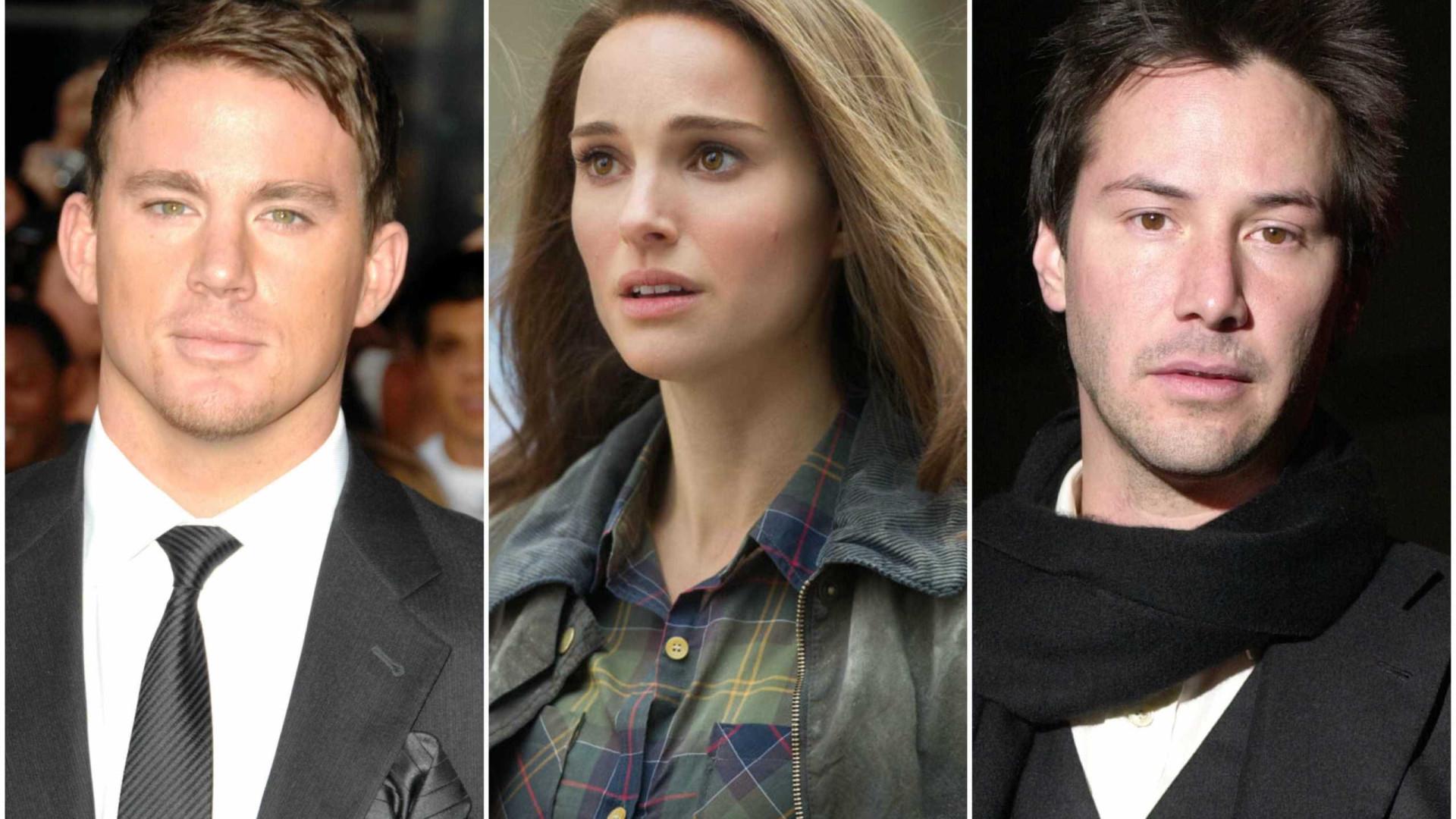 Conheça os atores que interpretaram personagens que não queriam
