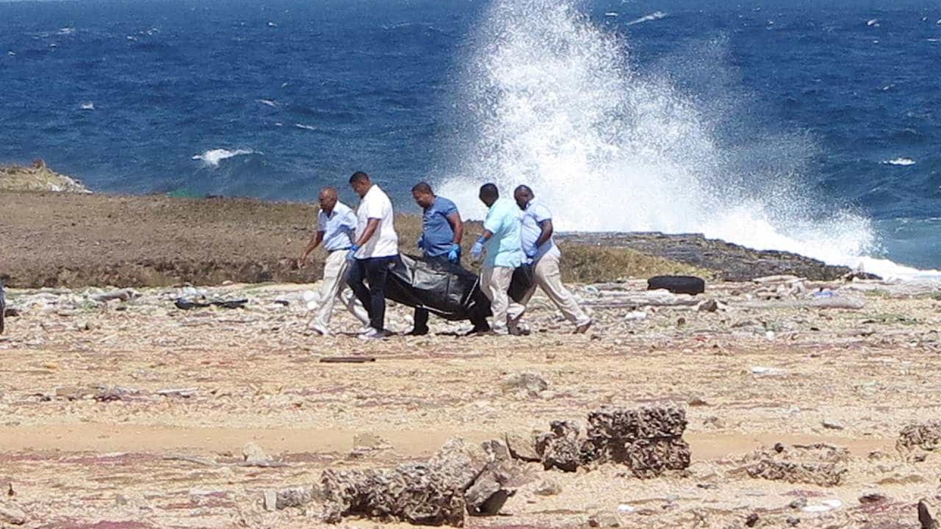 Naufrágio mata ao menos 4 venezuelanos em Curaçao