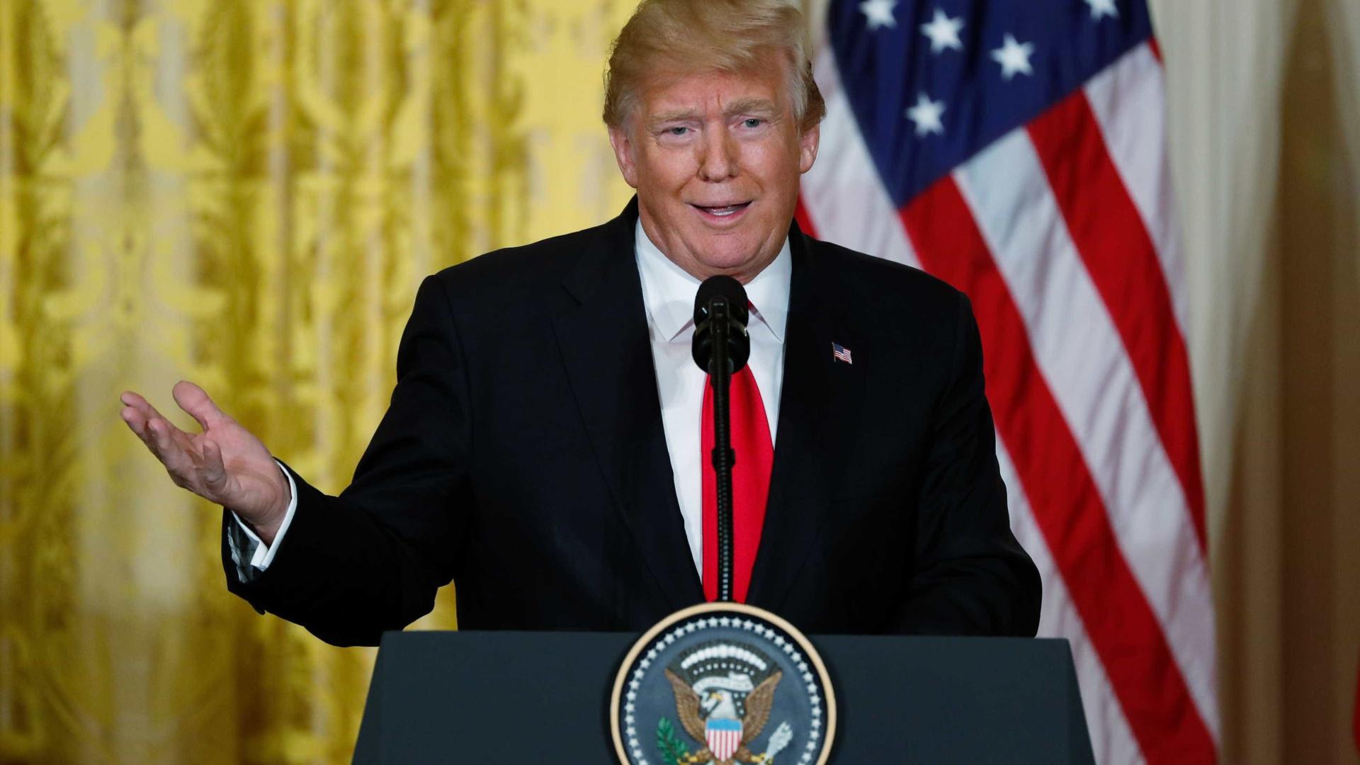 Casa Branca retira sigilo de memorando de sobre caso Rússia