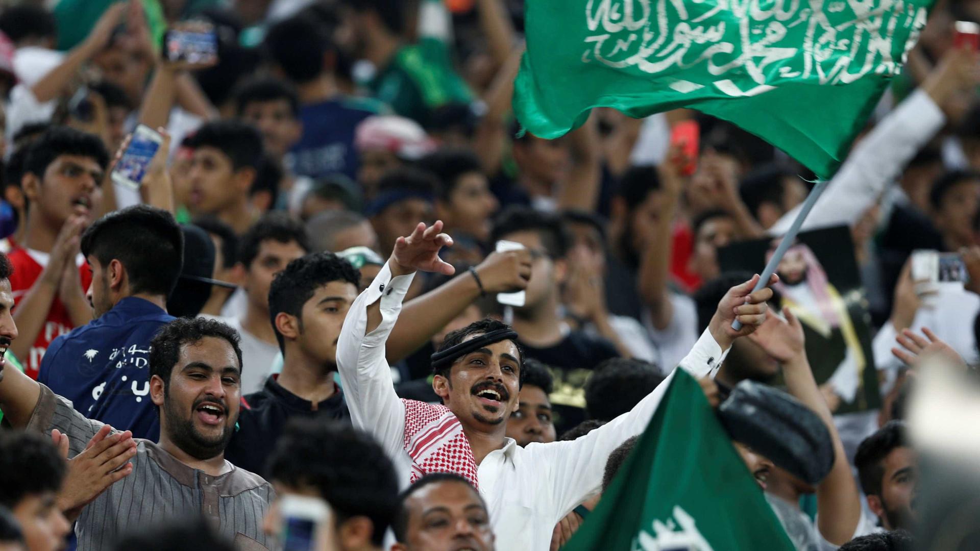 A partir de hoje, mulheres sauditas podem frequentar estádios