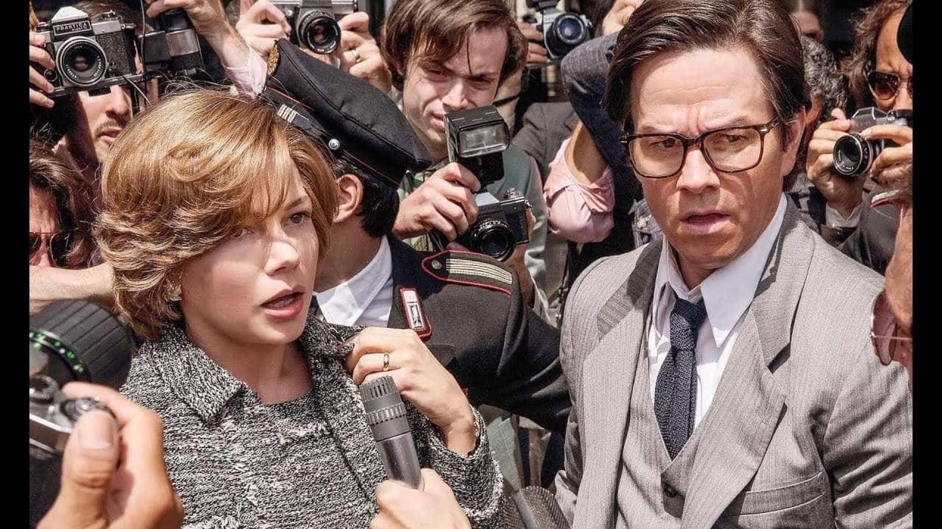 Mark Wahlberg ganha 1.500 vezes mais que Michelle Williams em filme