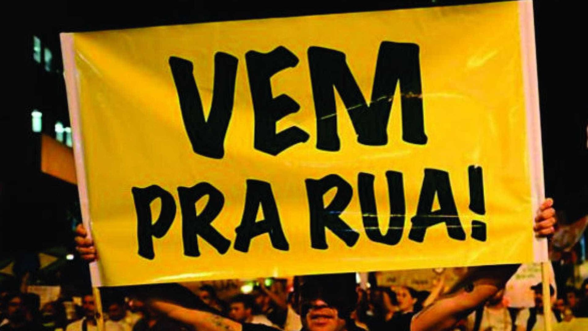 Vem Pra Rua divulga lista de cidades onde terá ato dia 23 contra Lula