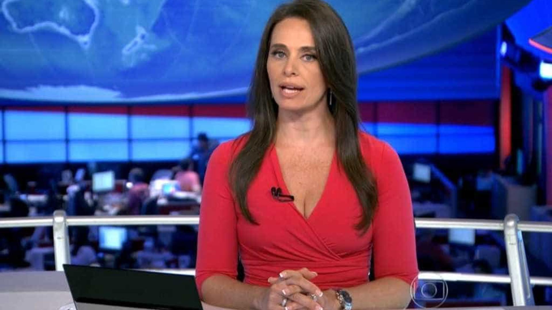 Carla Vilhena deixa aGlobo para cuidar de site pessoal