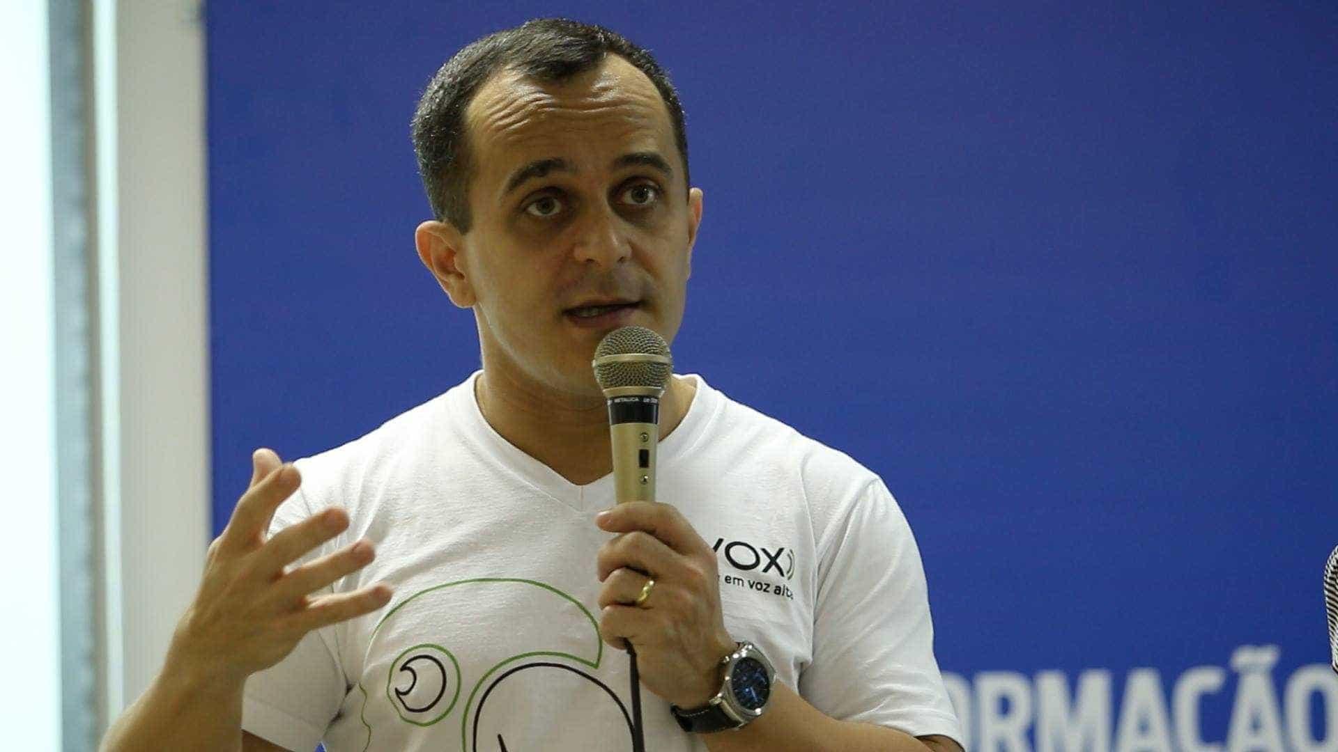 Empreendedor social brasileiro lidera mesa no Fórum Econômico Mundial