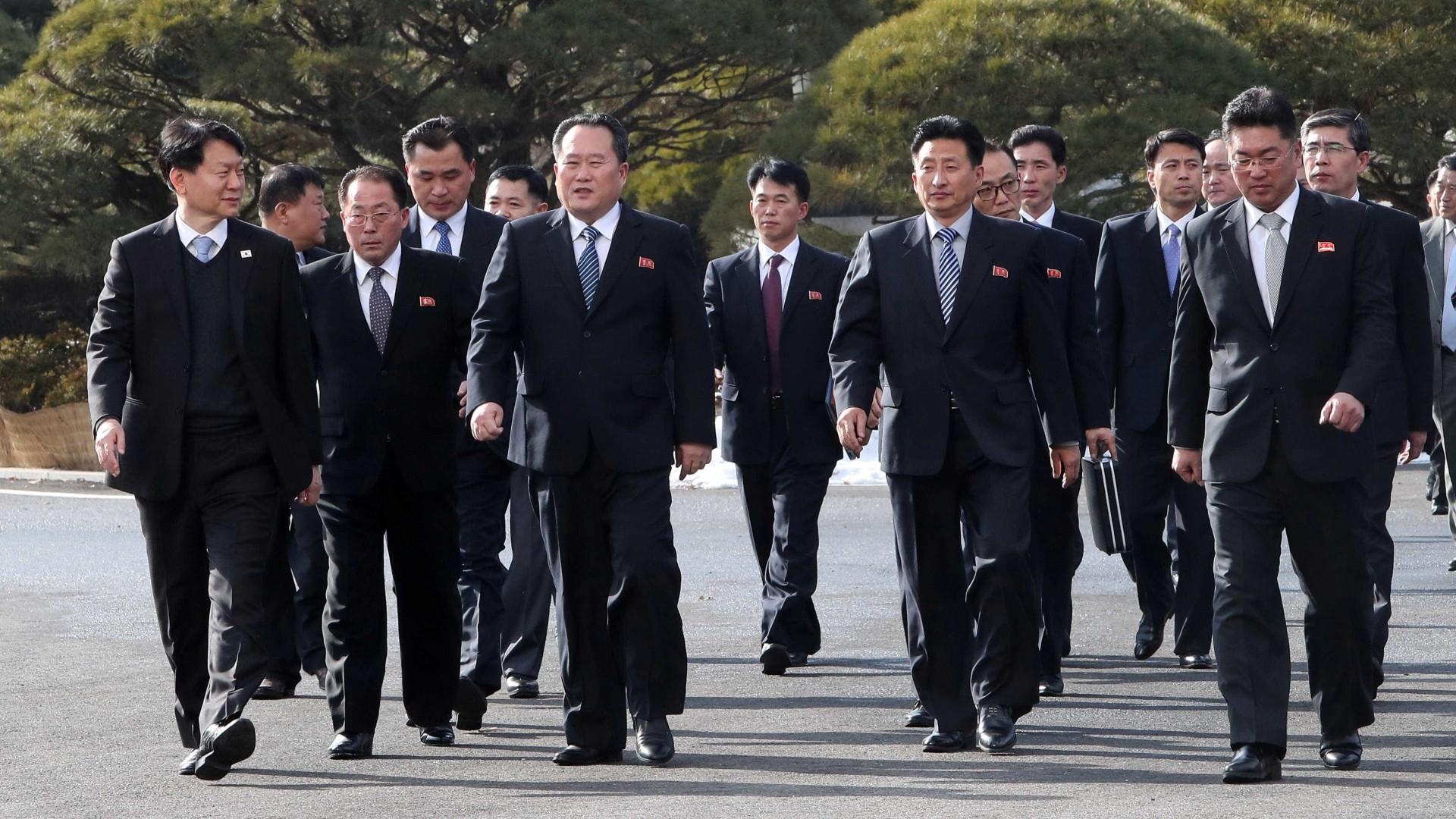 Coreia do Norte propõe nova conversa com Seul