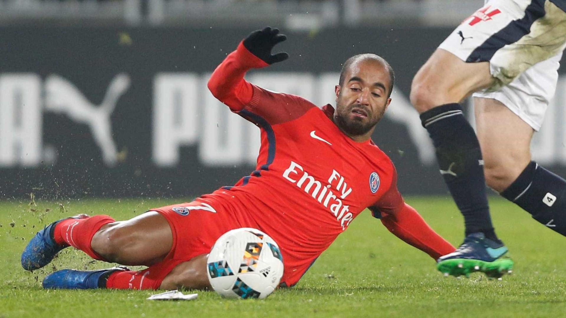 PSG sugere empréstimo, mas Lucas Moura recusa proposta