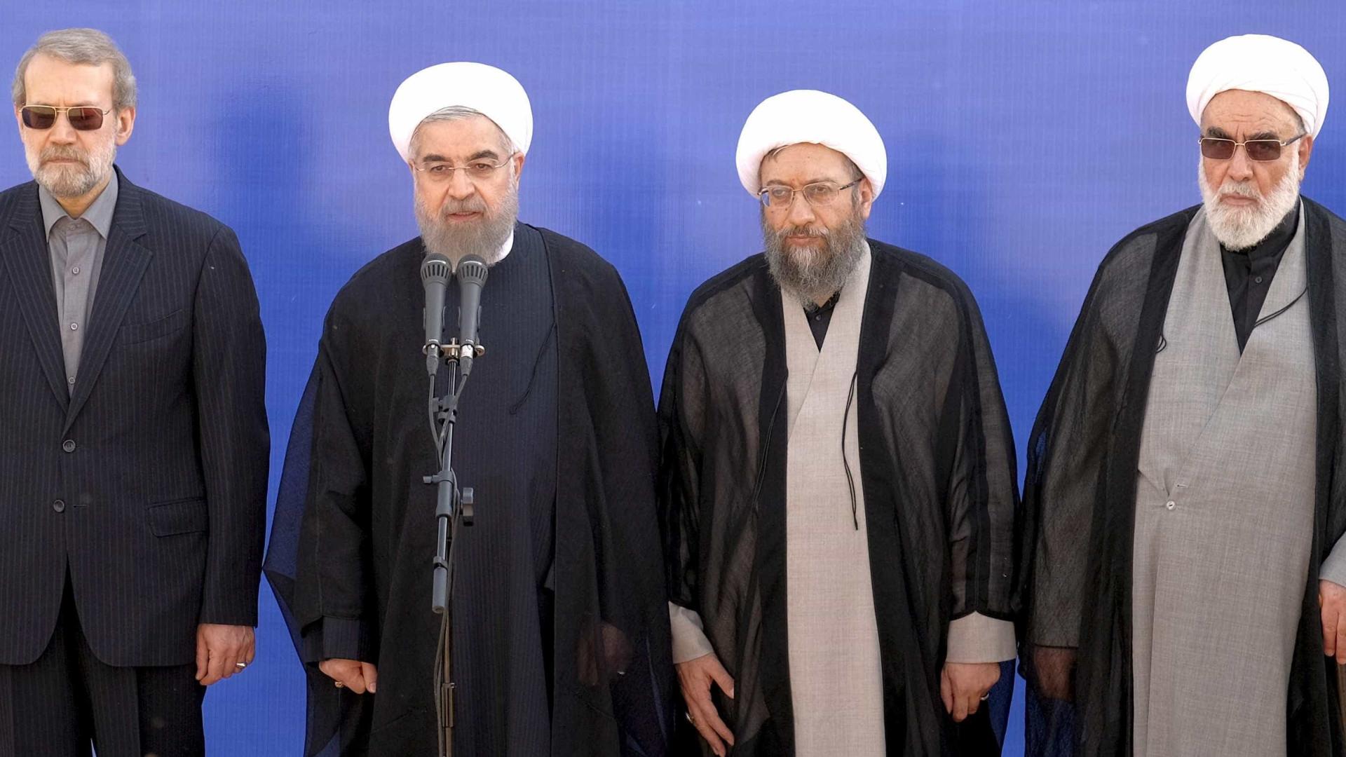 Teerã promete 'reação forte' às novas sanções norte-americanas