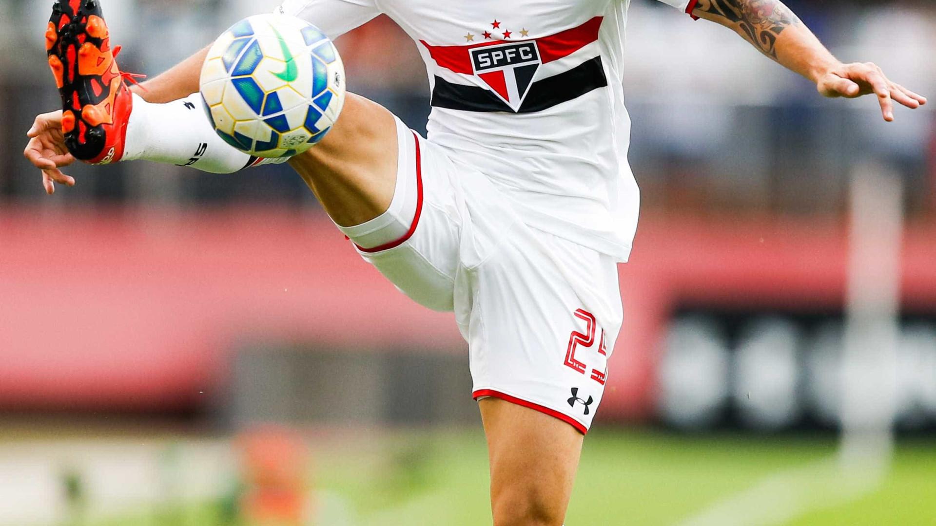 Hudson tenta superar grave lesão muscular para voltar ao São Paulo