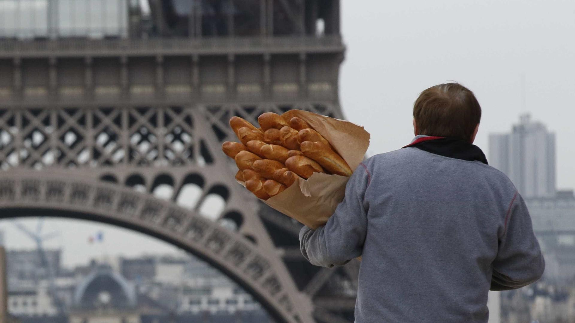 Macron quer que baguete francesa vire patrimônio da Unesco