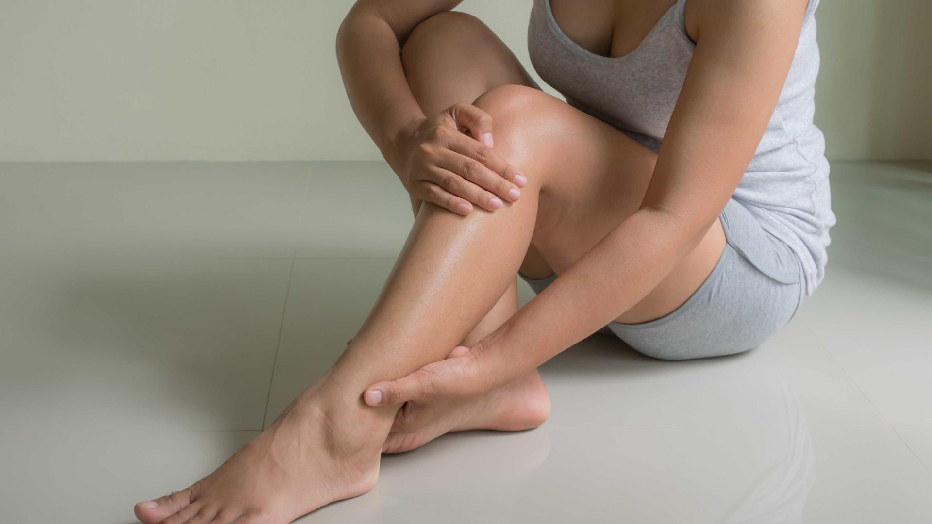 Como identificar e combater os problemas de dores nas pernas?