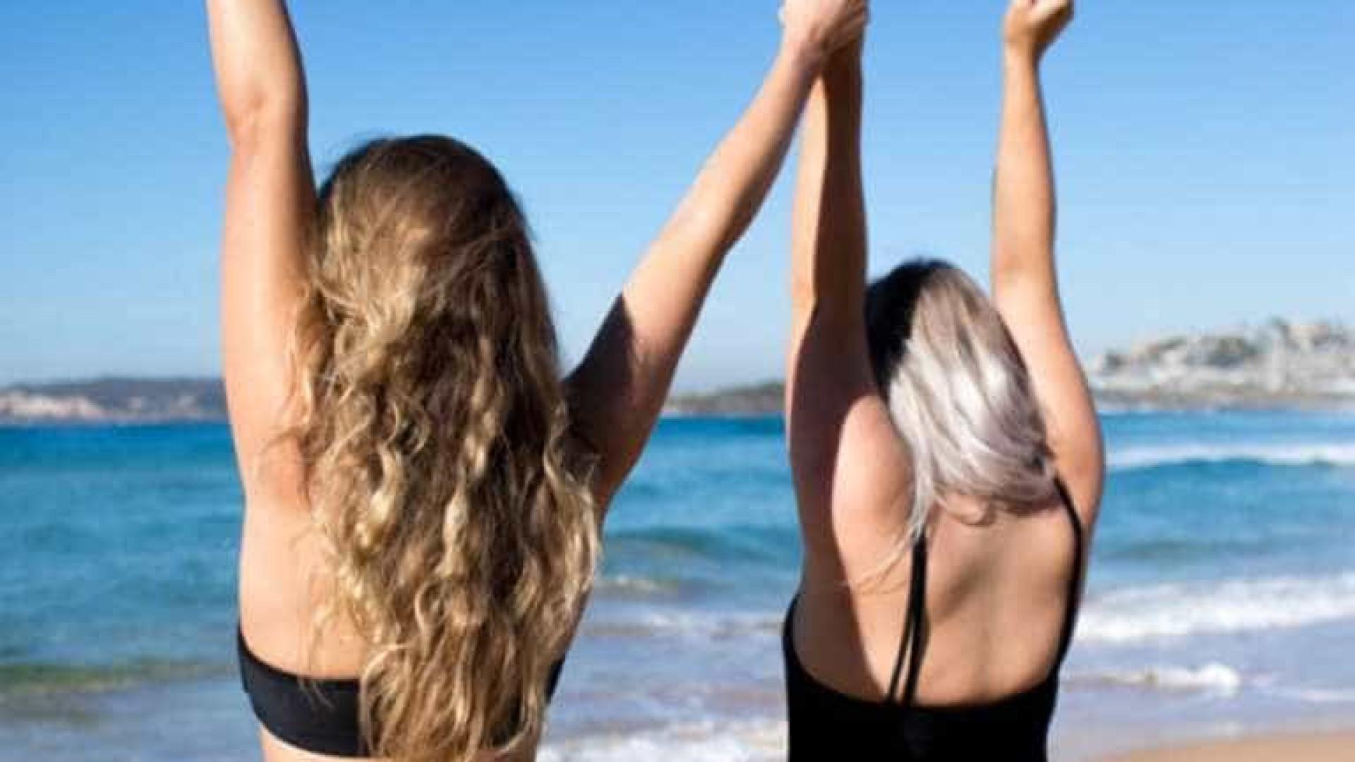 Marca australiana lança maiôs e biquínis à prova de menstruação