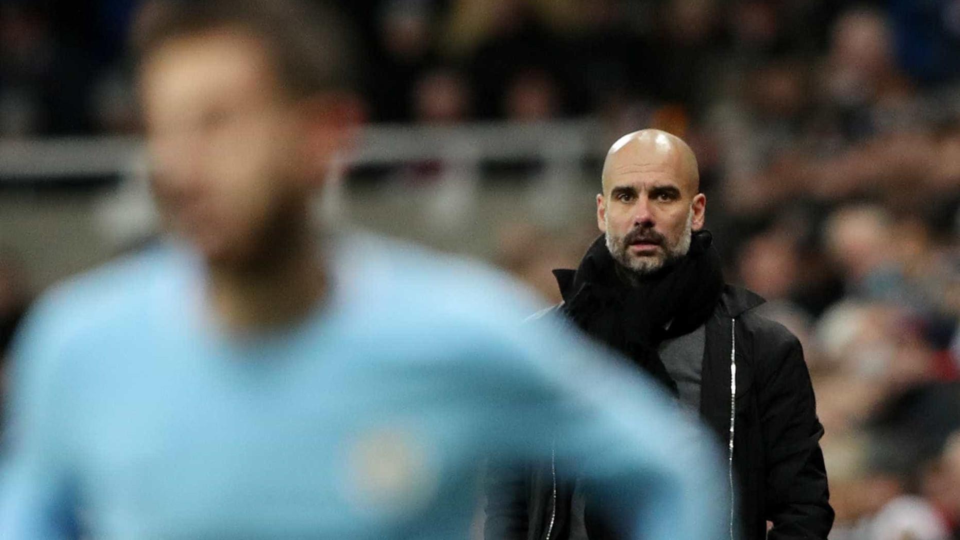 Manchester City quer mais um brasileiro para seu elenco
