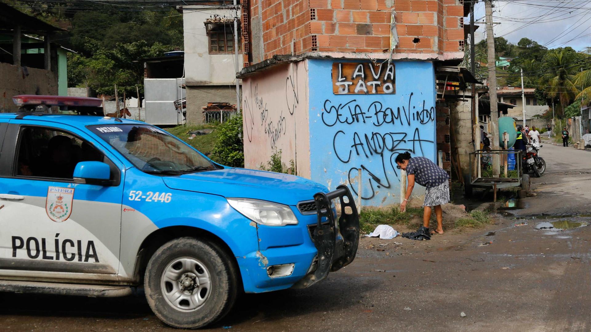 Grávida de 13 anos é espancada e torturada no Rio de Janeiro